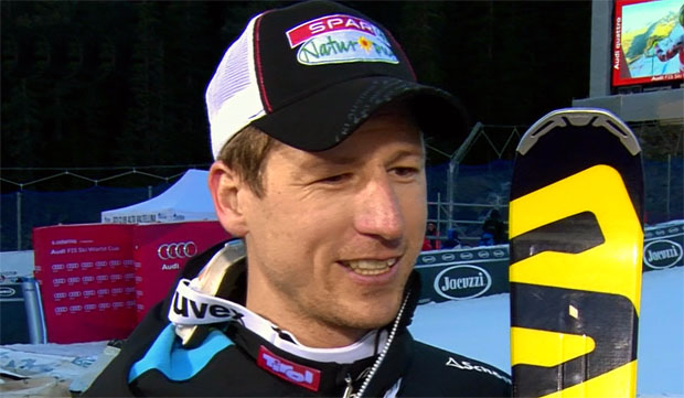 Hannes Reichelt wird in Garmisch-Partenkirchen an den Start gehen