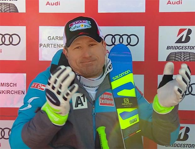 Reichelt verpasst Garmisch-Podium knapp
