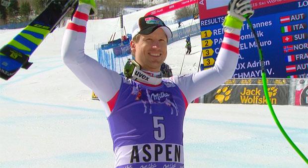 ÖSV NEWS: Reichelt gewinnt letzten Saison Super-G