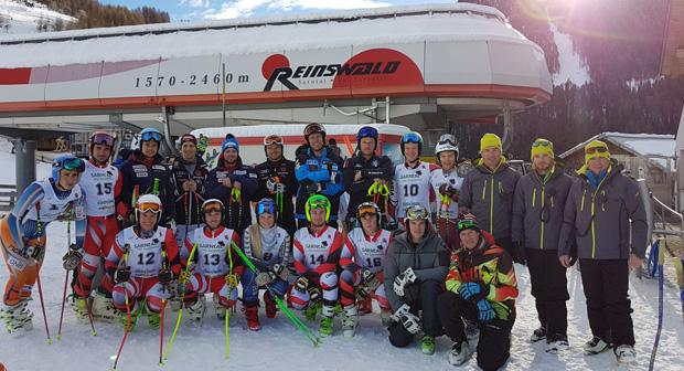 Mit den Schweizern Beat Feuz und Patrick Küng trainierten in den vergangenen Tagen die beiden amtierenden Abfahrtsweltmeister genauso im Sarner Skigebiet, wie der Grödner Sensationssieger im Super-G Josef Ferstl.