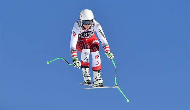 Elisabeth Reisinger möchte weiterhin ihr Talent unter Beweis stellen (Foto: © HEAD/Alain GROSCLAUDE/AGENCE ZOOM)