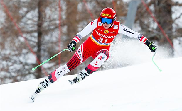Elisabeth Reisinger : Wir bewegen uns im Rennen meistens am Limit, um so schnell wie möglich ins Ziel zu kommen. (Foto: © HEAD/Hans Bzard/AGENCE ZOOM)