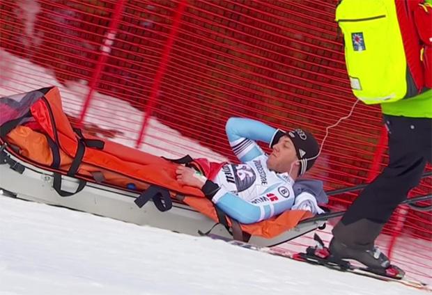 Fabio Renz bei Sturz in Kvitfjell schwer verletzt