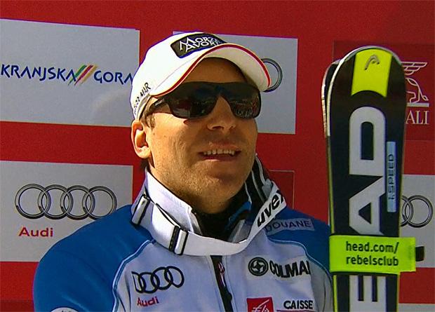 Ski-Veteran Cyprien Richard beendet seine Laufbahn