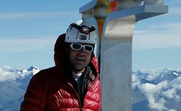 Arnold Rieder wird 40 Jahre alt, wir gratulieren (Foto: Facebook/Arnold Rieder)