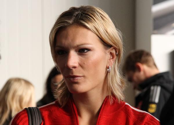 Maria Riesch - Gesamtweltcupsiegerin 2010/11