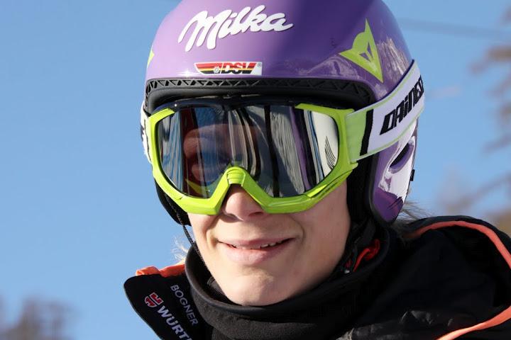 © Gerwig Löffelholz / Höfl-Riesch gewinnt zweite Super-Kombination in St. Moritz (SUI)