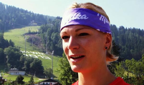 Maria Höfl-Riesch ist heiß auf die neue Saison