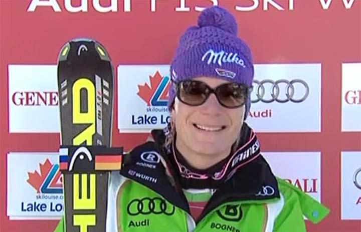 Maria Höfl-Riesch (GER)