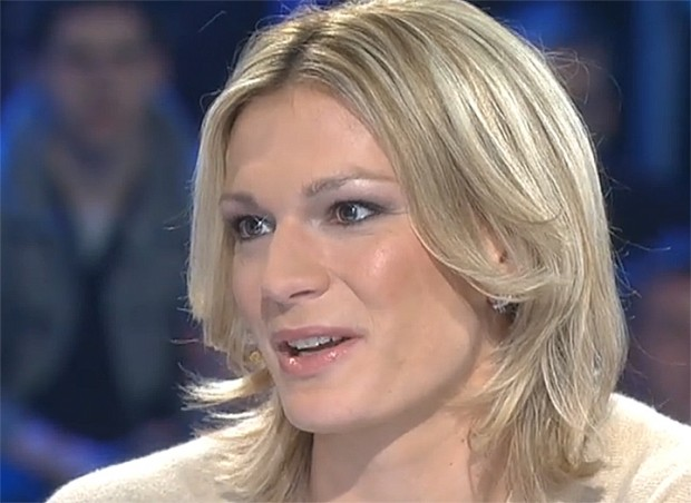 Maria Höfl-Riesch wird zur Legende