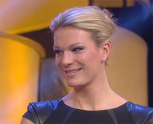 Maria Höfl-Riesch Sportlerin des Jahres 2014