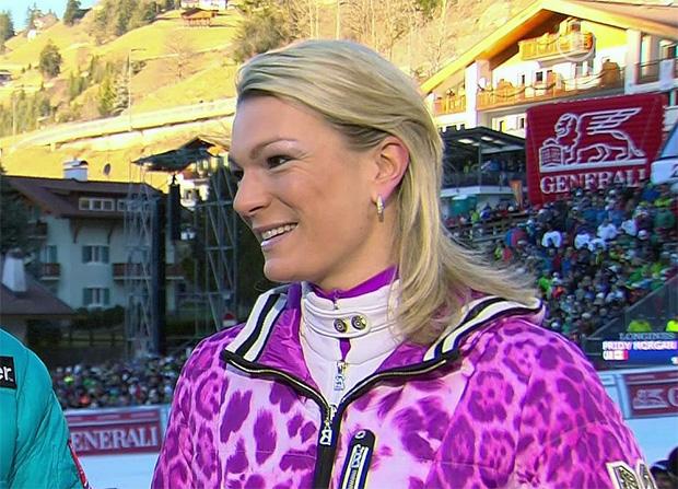 DSV NEWS: Goldenen Sportehrenzeichen für Maria Höfl-Riesch