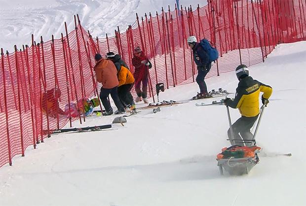 Bittere Diagnose für Marion Rolland: Kreuzbandriss statt Ski-WM