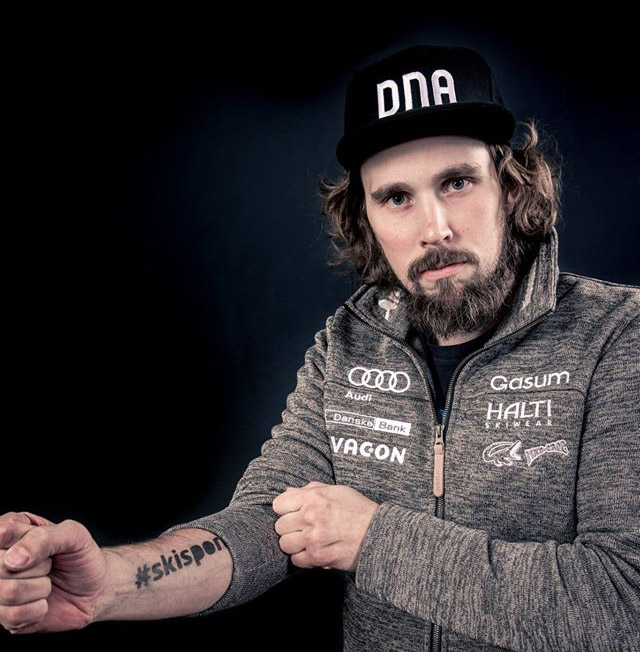 © Ski Sport Finland (facebook) / Andreas Romar und Co. luden zum Pressetermin #skisportfinland
