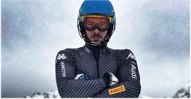 Giordano Ronci beendet seine Karriere und freut sich auf einen neuen Lebensabschnitt (Foto: © Giordano Ronci / Facebook)
