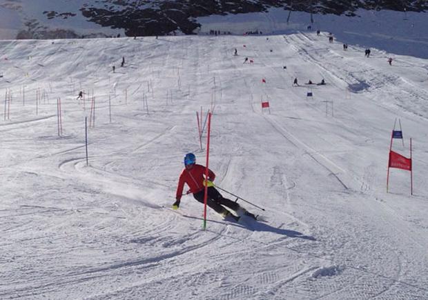 © fisi.org / Zwei perfekte Trainingstage in Saas Fee