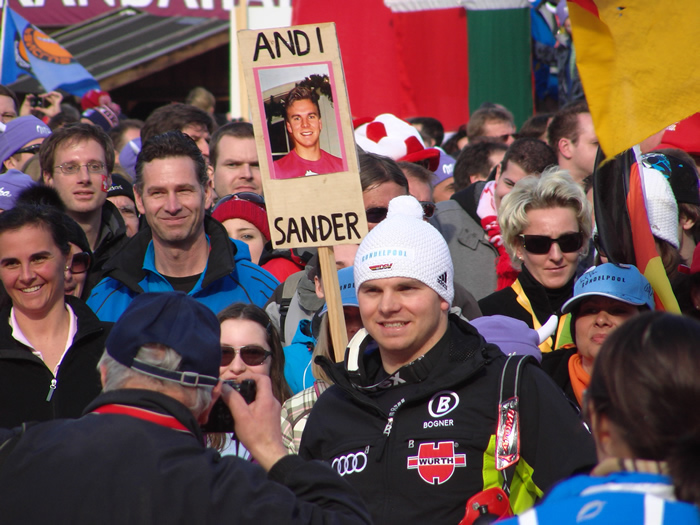 Andreas Sander - Die DSV Speedhoffnung
