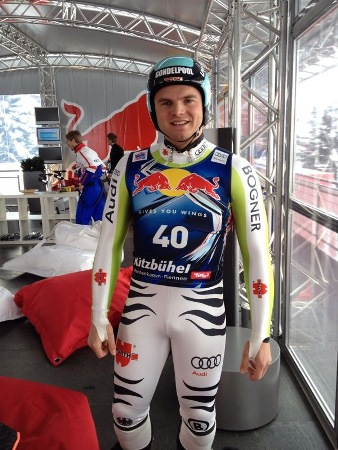 """Andreas Sander: """"Das ist einfach der Wahnsinn. Bis du hier endlich im Starthaus losgelassen wirst, hast Du schon so viel Adrenalin in Dir, das gibt es so nirgends sonst"""""""