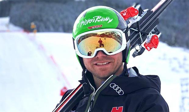 Auch Andreas Sander ist wieder fit für die Rennen in Kvitfjell (Foto: © Andreas Sander / Instagram)