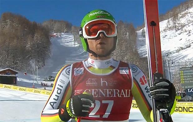 Andreas Sander will nach Platz 7 in Val d'Isere auch in Gröden für Furore sorgen