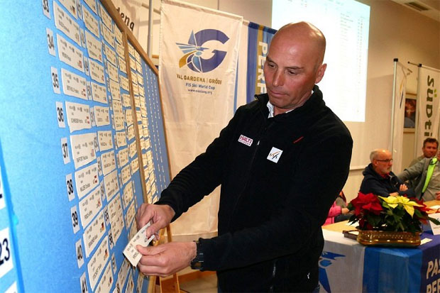 © saslong.org / FIS Renndirektor Markus Waldner