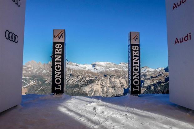 © saslong.org / Südtirol Ski Trophy: Franz führt vor Jansrud