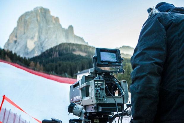 © saslong.org / Rennen in Gröden von 195 Mio. TV-Zuschauern verfolgt