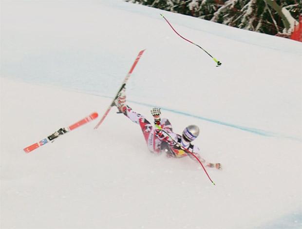 Florian Scheiber im Kitzbühel-Training gestürzt