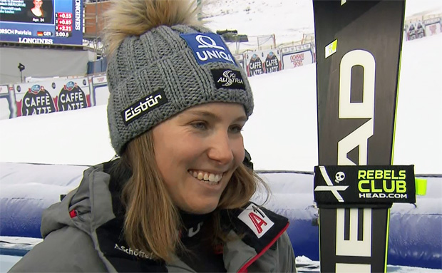 Saison-Aus für Christine Scheyer nach Sturz in Lake Louise