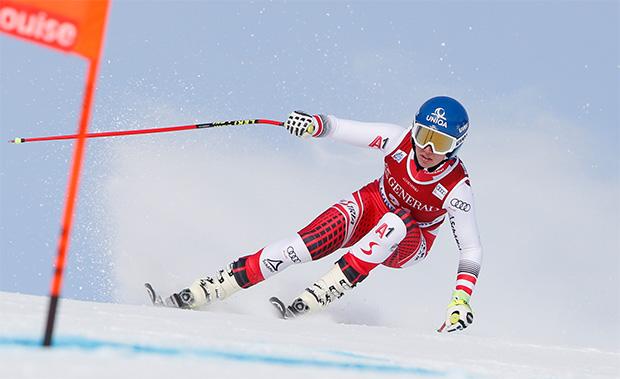 ÖSV News: Christine Scheyer beendet Saison vorzeitig. (Foto: HEAD / AGENCE ZOOM)