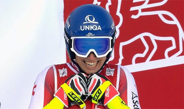 ÖSV-News: Christine Scheyer mit starker Leistung mit Super-G in Garmisch-Partenkirchen