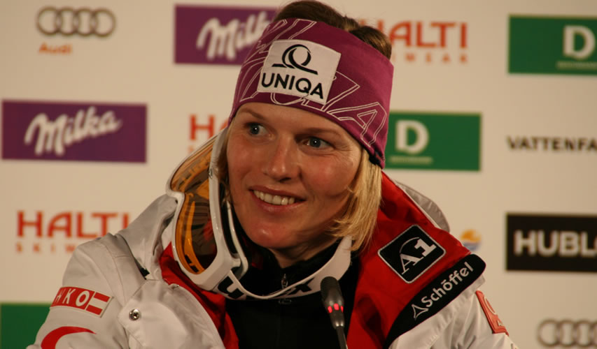 Marlies Schild Slalomweltmeisterin 2011