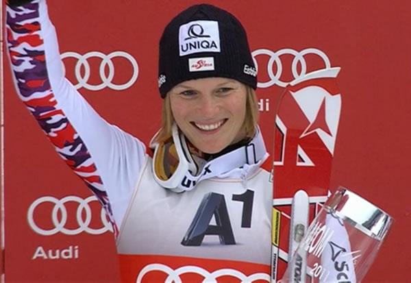 Slalom Weltcupsiegerin 2011/12 Marlies Schild