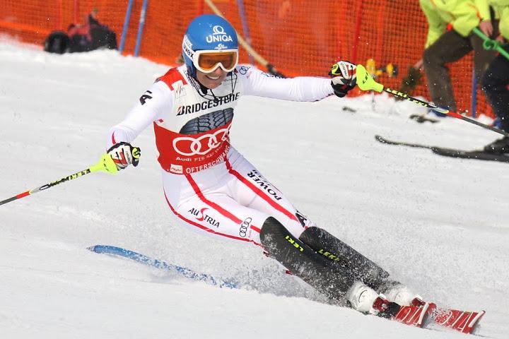 © Gerwig Löffelholz / Marlies Schild geht beim Skiweltcupfinale in Schladming auf Rekordjagt