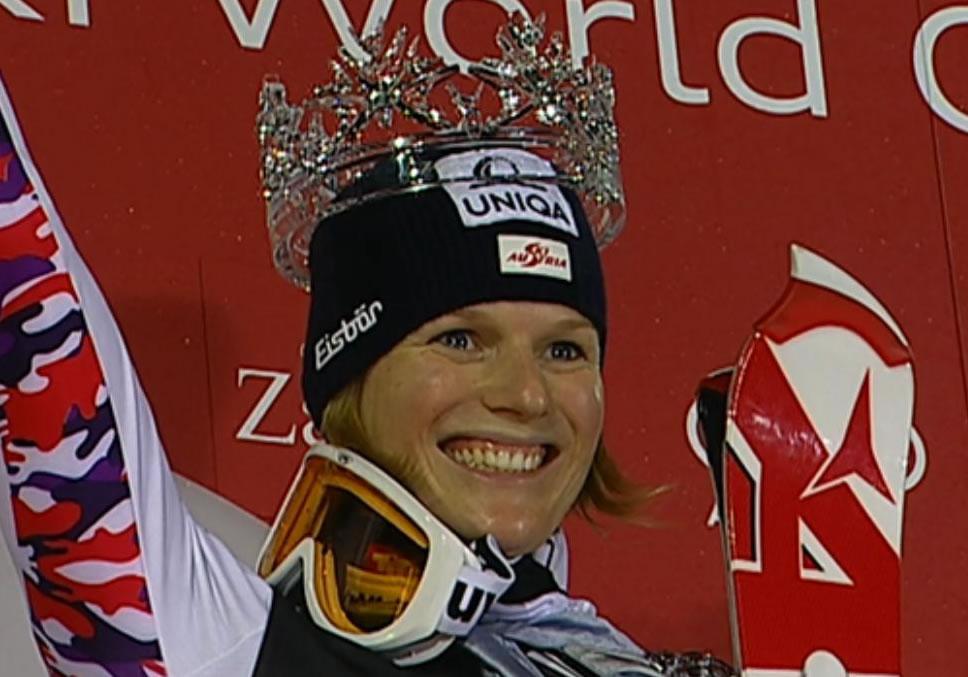 Die Snow Queen heißt auch 2012 Marlies Schild.