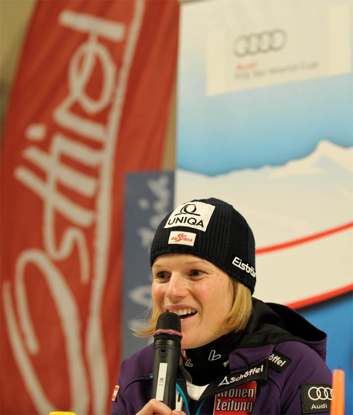 © Expa Pictures / Pressekonferenz in Lienz mit Marlies Schild
