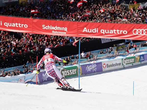 © Kraft Foods / SKI WM 2013 in Schladming