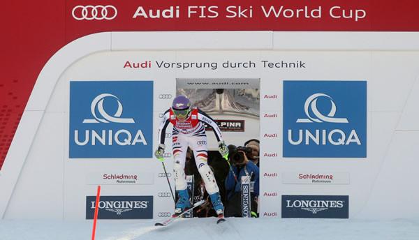 © Kraft Foods  /  Start frei zur Ski WM 2013 in Schadming
