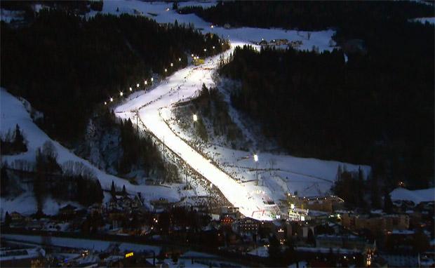 Grünes Licht für das Night-Race in Schladming