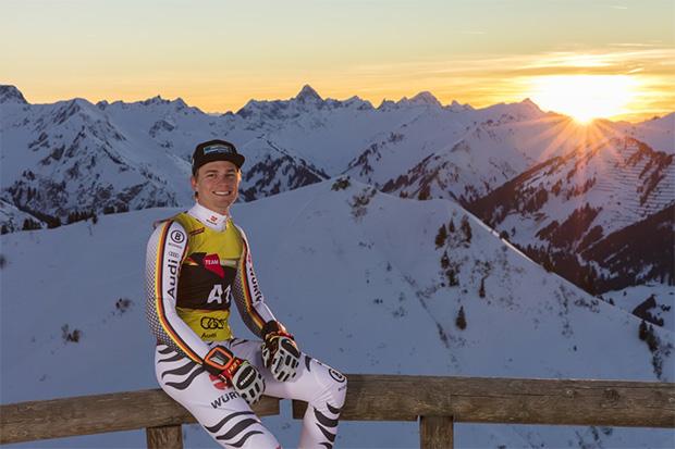 OK Bergbahnen setzen weitere 3 Jahre auf DSV-Sportler Alexander Schmid (Foto:  © OK-Bergbahnen)