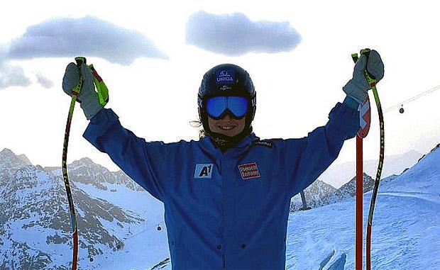 Zwischen Abitur und Ski-Karriere: Junge ÖSV-Dame Pia Schmid hat viele Ziele (Foto: Pia Schmid / Facebook)