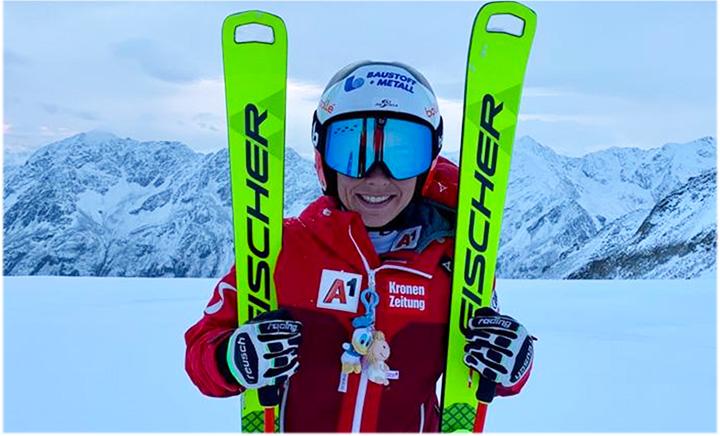 Nicole Schmidhofer und Co. blicken auf die Olympischen Winterspiele in Peking (Foto: © ÖSV)