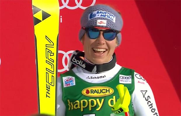 """""""Nici"""" Schmidhofer im Skiweltcup.TV-Interview: """"Mein Ziel ist der Sieg bei einem Weltcuprennen!"""""""