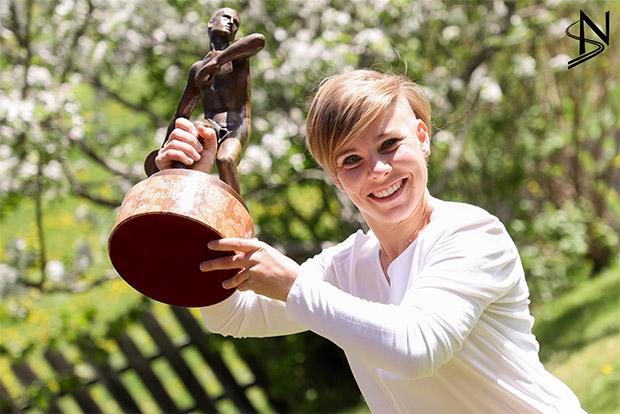 Steirische Sportlerin des Jahres: Nici Schmidhofer (Foto © Nicole Schmidhofer / Facebook)