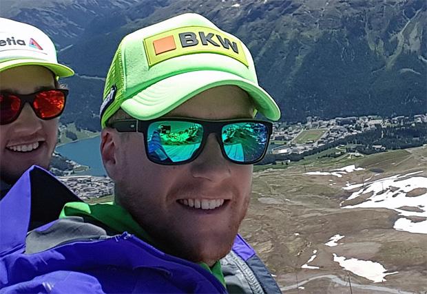 """Reto Schmidiger im Skiweltcup.TV-Interview: """"Bereits als kleiner Junge träumte ich vom Weltcup!"""""""