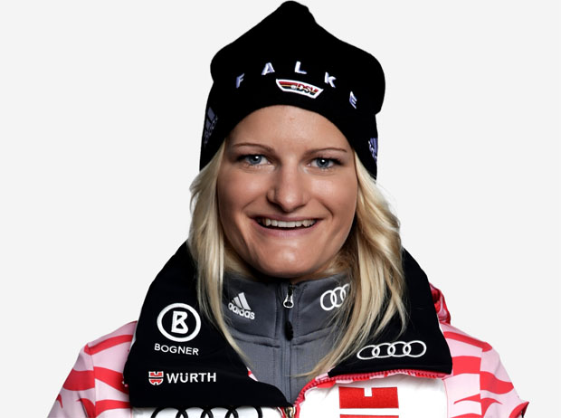 "DSV Athletin Marlene ""Leni"" Schmotz im Skiweltcup.TV-Interview (Foto: Deutscher Skiverband)"