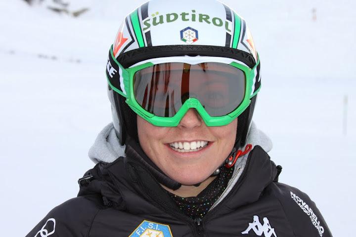 © Gerwig Löffelholz / Johanna Schnarf bei der Super Kombi in St. Moritz in den Top 10