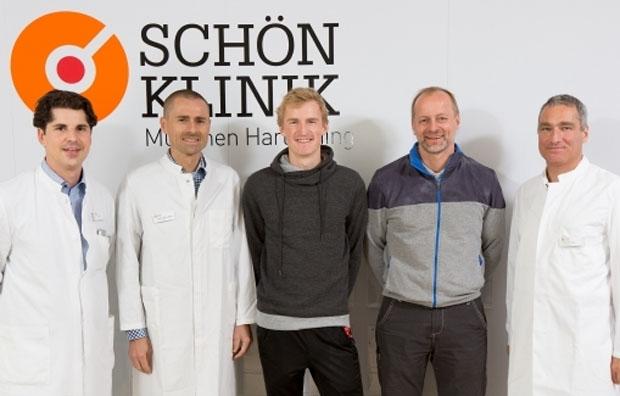 ©  www.schoen-kliniken.de / Schön Klinik betreut deutsche Ski-Asse als Klinikpartner