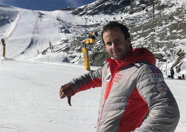 Philipp Schörghofer verpasst das Weltcup-Opening in Sölden. (Foto: ÖSV/Aichner)