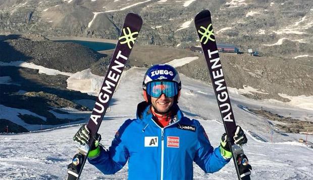 Philipp Schörghofer wechselt von Fischer-Ski zu Augment (Foto: Philipp Schörghofer / Facebook)